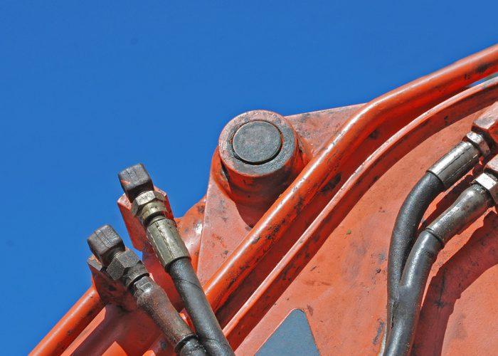 Hydraulikservice på lastbilar och komprimatorer